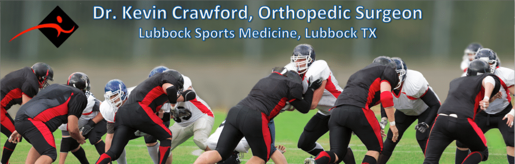 Dr Kevin Crawford, Top orthopedic surgeon in Texas, ACL doctor lubboc, Shoulder specialist lubbock