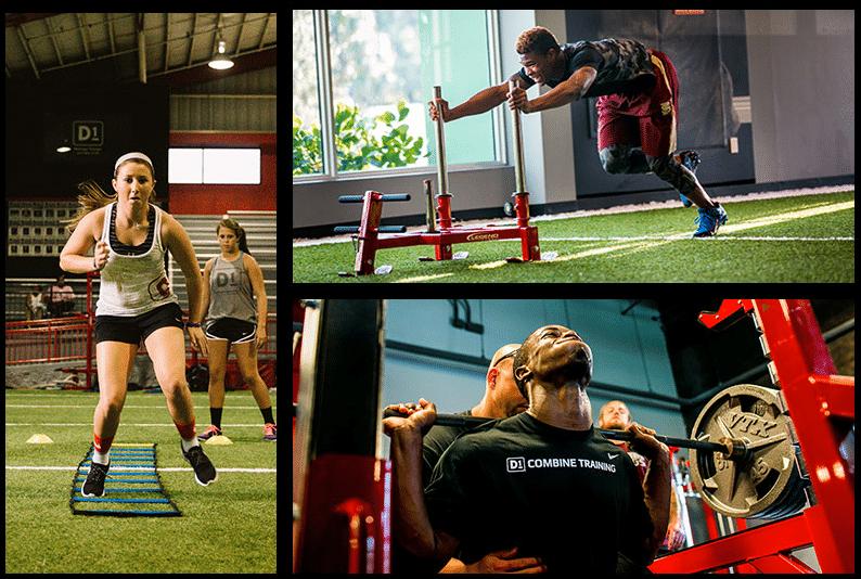 D1 Sports Training Lubbock TX